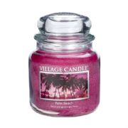 Village Candle Palm Beach 16oz Medium Candle Jar